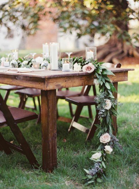 Elegant Natural Fall Wedding In Marsala Hey Wedding Lady