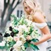 Organic Black and White Wedding