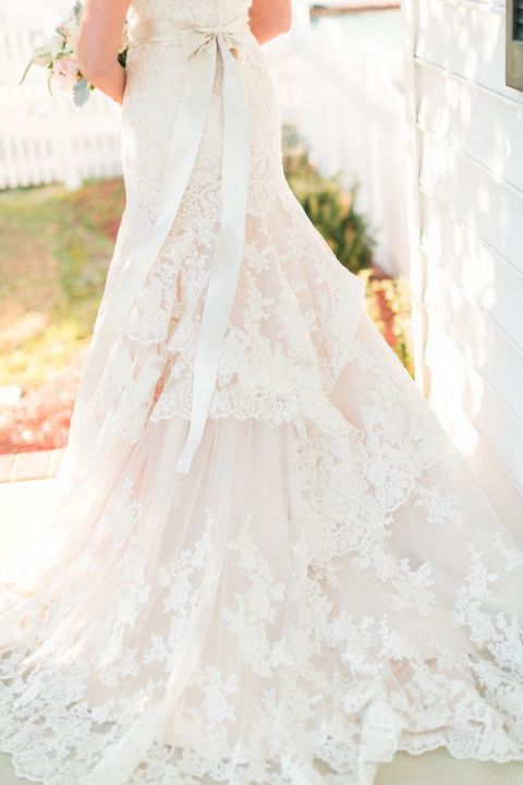 Altering A Wedding Dress