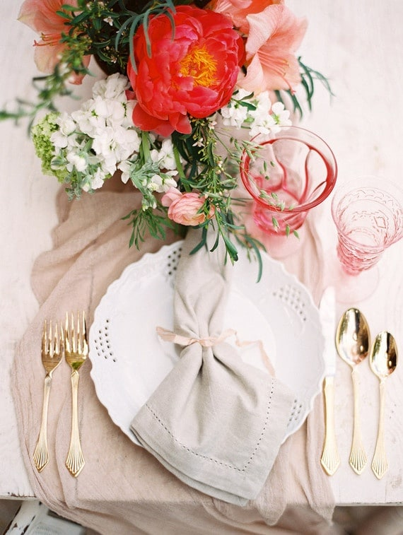 fall wedding colors taupe mauve dusty rose