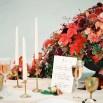 Mixed Metallic Wedding Ideas for Fall!