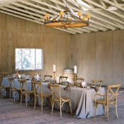 Stunning Neutral Welcome Dinner | Jessica Burke Photography | Natural Beauty at the Style Fete W