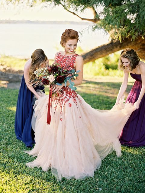 Dress For Fall Wedding