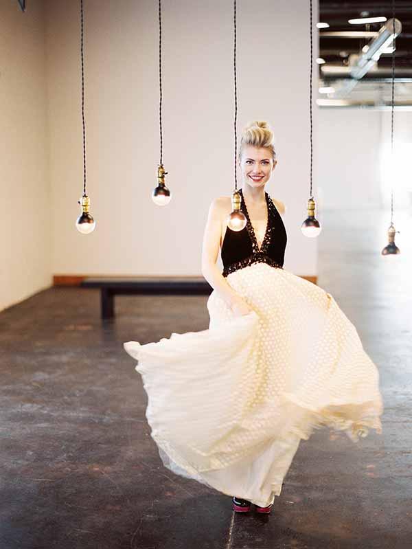 City Chic Wedding Dresses : And white wedding dress jeff brummett visuals city chic