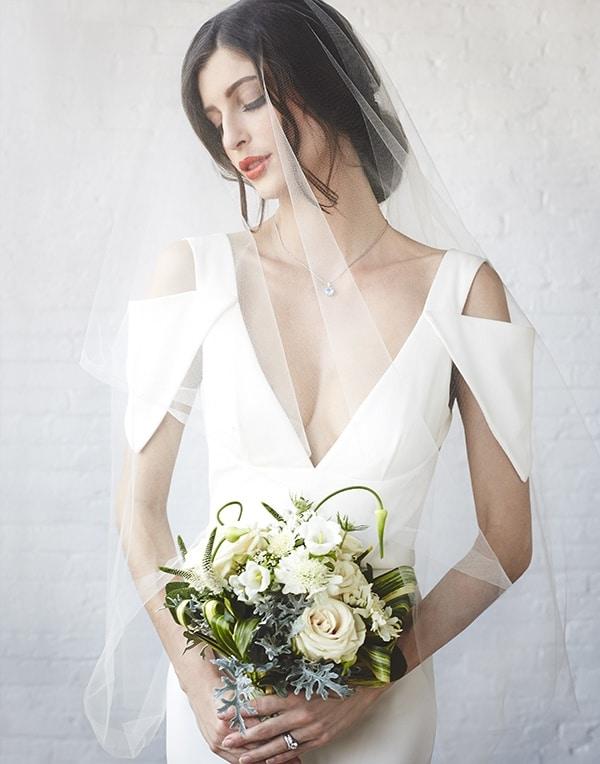 Chic And Sexy Modern Wedding Dress Hey Wedding Lady
