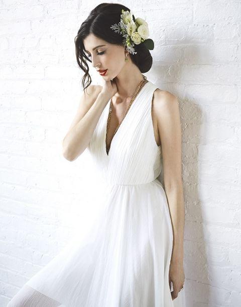 Urban Bridal Styled Shoot Where Vintage Meets Modern - Hey Wedding Lady