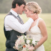Playful and Elegant Southern Blush Wedding with Floral Print!