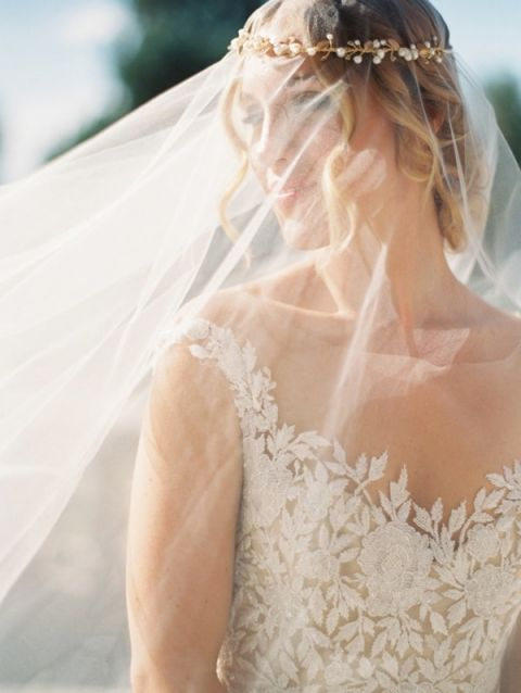 Most Unique Wedding Dresses 47 Best Off the Shoulder Floral