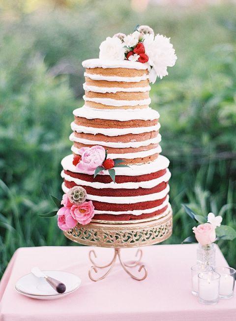 Sweet Lady Jane Wedding Cake