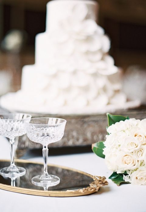 Wedding Cake Stand 49 Vintage Vintage Champagne Coupes and