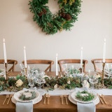 Winter Chic - Intimate Holiday Wedding in Cozy Neutrals
