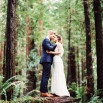 An Adventure Loving Couple Elopes in the Redwoods | http://heyweddinglady.com/fine-art-adventure-loving-redwood-elopement/