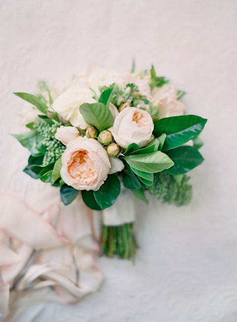 blush garden rose bouquet jose villa photography httpsheyweddingladycom - Blush Garden Rose Bouquet