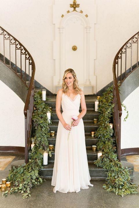 Floor Length Wedding Dresses 27 Cute Classic Floor Length Bridesmaid