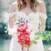 Enchanted Garden Wedding with Colorful Summer Florals