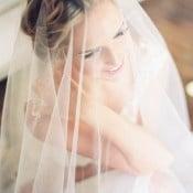 Whimsical Veiled Bridal Portraits