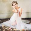Fallen Petals - Organic Bridal Inspiration for Spring