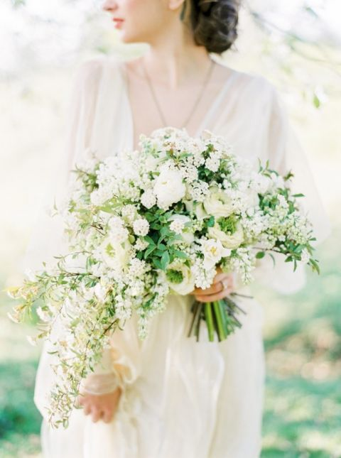 20 bouquets for a spring garden wedding hey wedding lady for Green spring gardens wedding