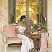 Romantic Vintage Bride