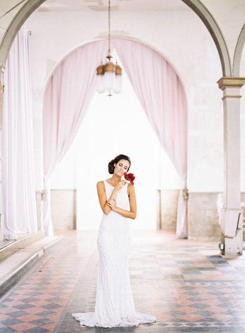 Elegant Opera House Wedding Inspiration