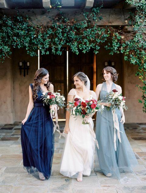 Something Blue Wedding Dress 80 Marvelous Shades of Blue Bride