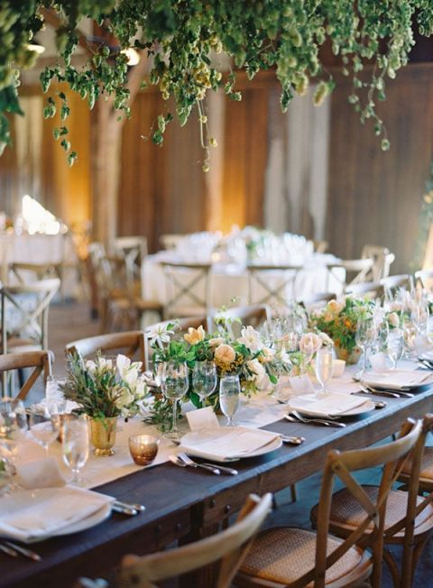 Wedding Rehearsal Dinner Ideas 96 Great Rustic Farm Tables under