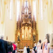 Stunning Cathedral Ceremony Venue