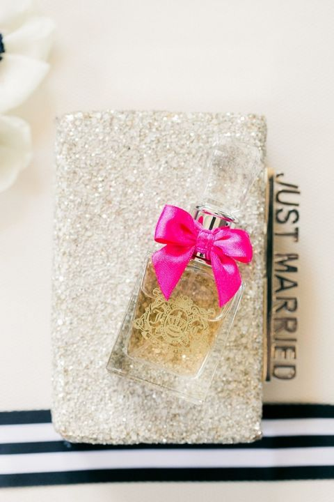 Sparkly Kate Spade Wedding Clutch