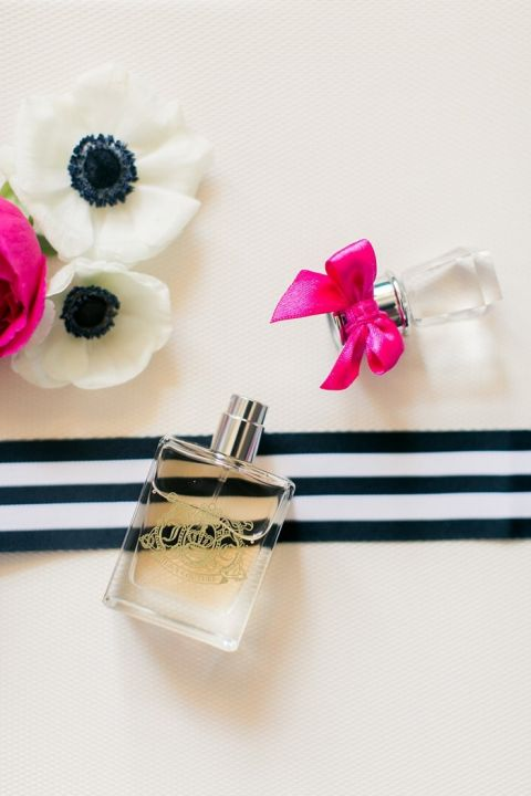 Bridal Perfume for the Wedding Day