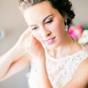 Romantic Glam Bridal Makeup