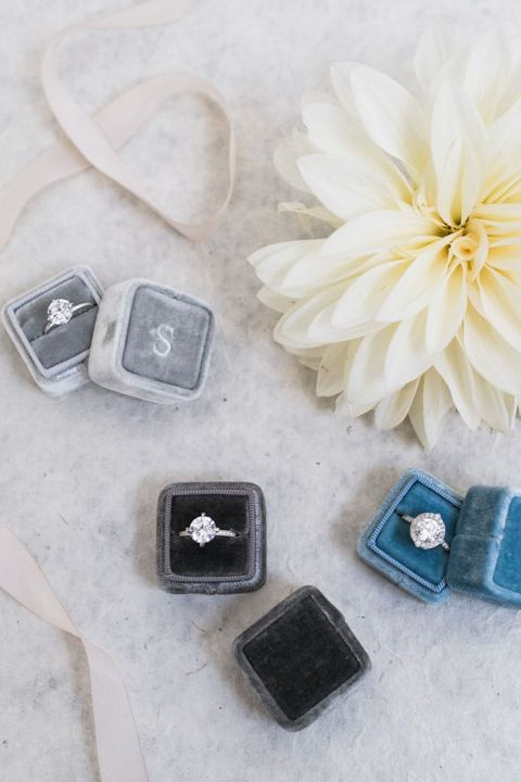 Gorgeous Modern Engagement Rings