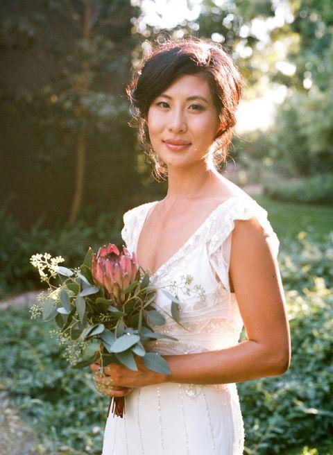 Wedding Dresses California 47 Beautiful Vintage Inspired Sparkling Wedding