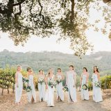 Effortless Southern California Wedding Style