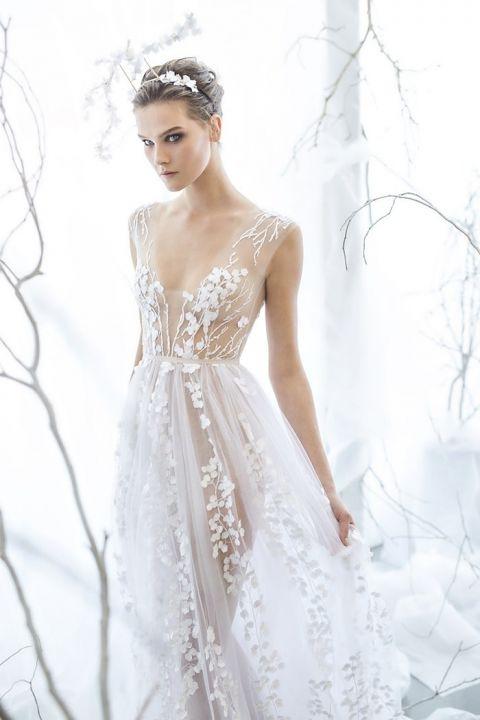 Mira Zwillinger Wedding Dress Collection