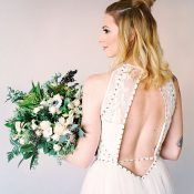 Hayley Paige Wedding Dress for a Rocker Bride