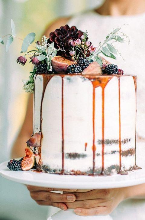 drip wedding cake - petra-veikkola