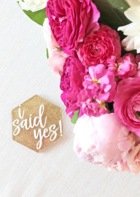 Cricut Wedding Invitations 37 Unique Pink and Gold Glitter