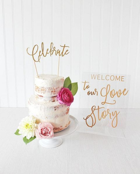 Cricut Wedding Invitations 41 Lovely Whimsical Modern Wedding Cake