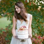 Fall Fruit and Berry Bridal Shoot