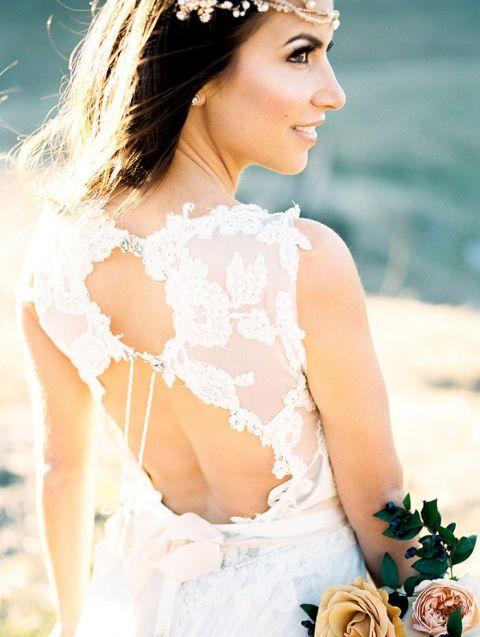 Rustic Wedding Dress 33 Beautiful Rustic Glam Ranch Wedding