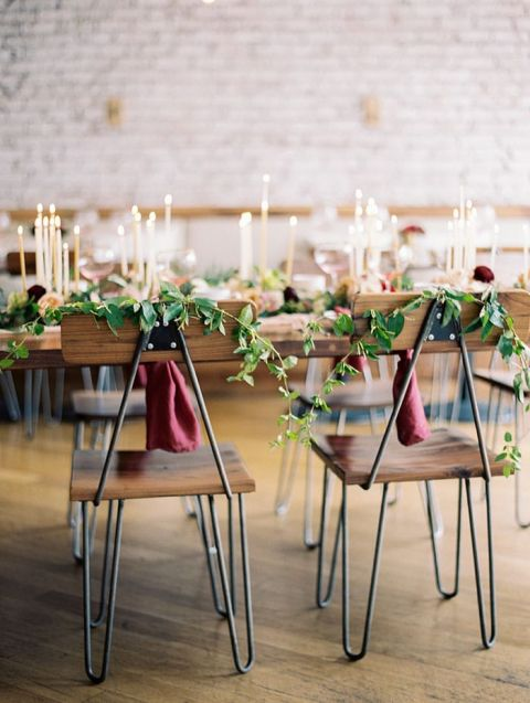Mid Century Minimalist Winter Wedding - Hey Wedding Lady