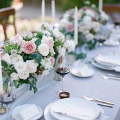 Pastel Summer Wedding in the Garden