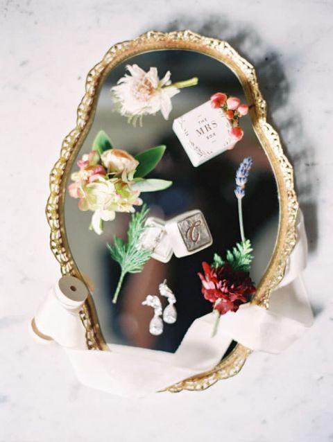 Elegant Floral Details