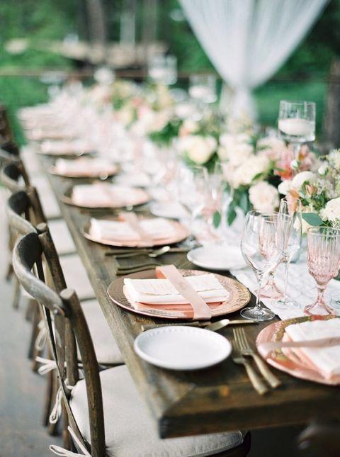 Emerald Green Wedding Ideas With Summer Peach Hey Wedding Lady