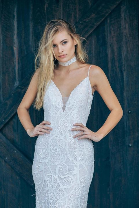 Made With Love Wedding Dresses for the Boho Bride | Hey ...