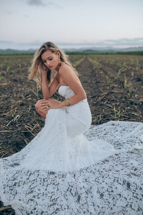 Us Made Wedding Dresses