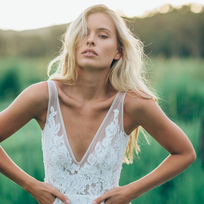 Made With Love Wedding Dresses For The Boho Bride Hey