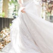 Vintage Glam Galia Lahav Wedding Dress