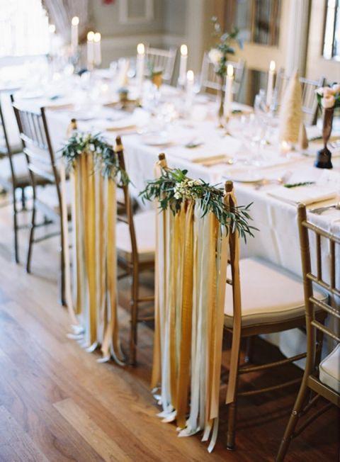 Winter Sunlight Yellow And Gray Wedding Ideas Hey Wedding Lady