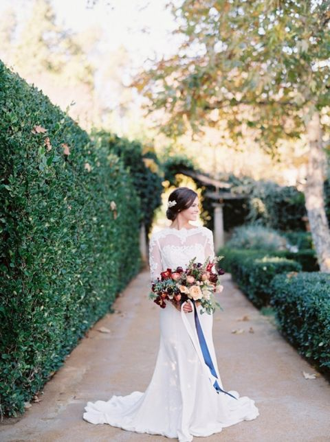 Elegant Wine Country Wedding at Chateau St. Jean